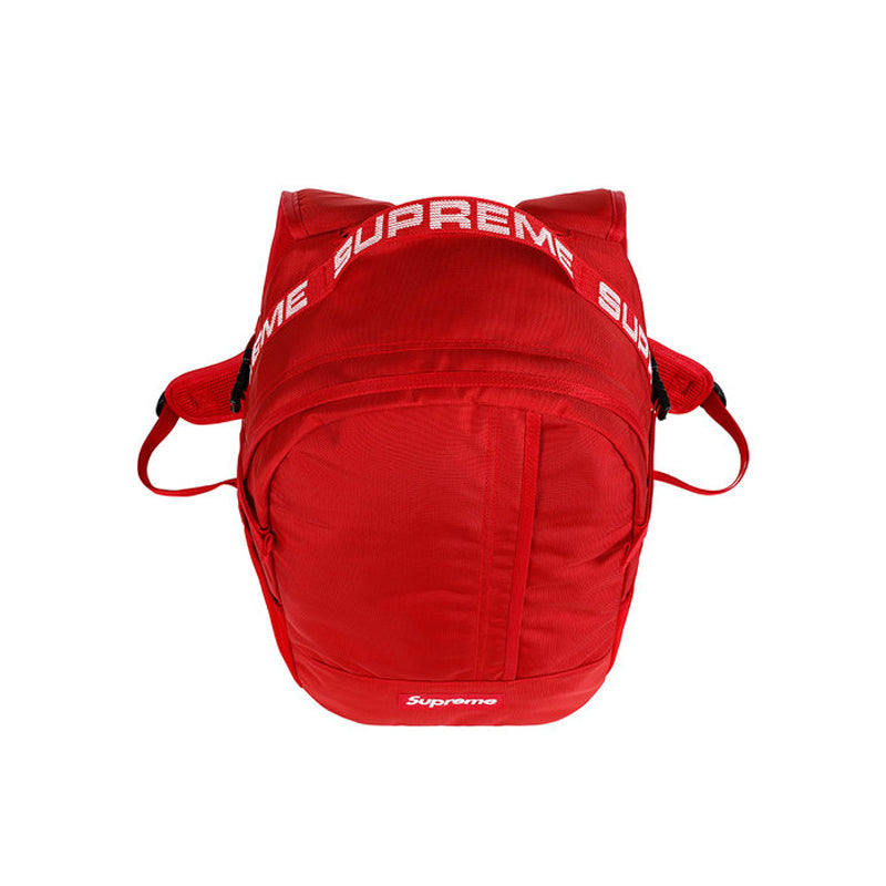 reputable site 0ecf4 80d4f SUPREME BACKPACK (SS18) RED .