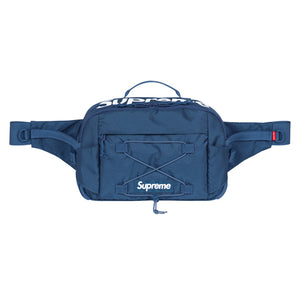 SUPREME WAIST BAG SS17 TEAL