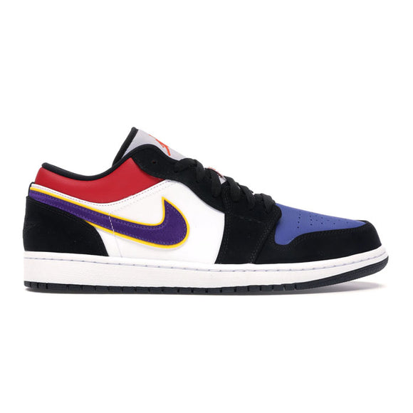 JORDAN 1 LOW LAKERS TOP 3