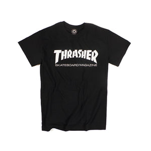 THRASHER HOMETOWN T-SHIRT BLACK