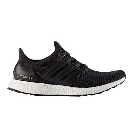 ULTRA BOOST CORE BLACK WHITE (W)