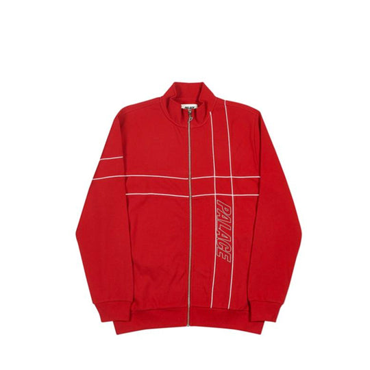 PIPER TRACK TOP RED
