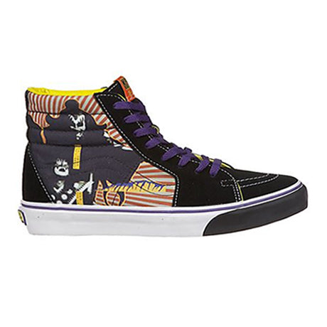 VANS  X KISS HOTTER THAN HELL SK8-HI