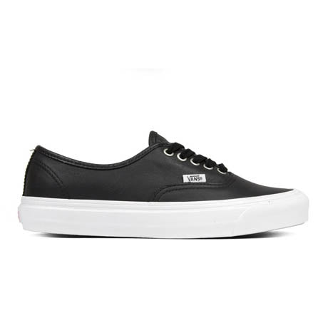 VANS OG AUTHENCTIC LX VL BLACK WHITE