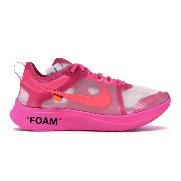 ZOOM FLY OFF-WHITE PINK