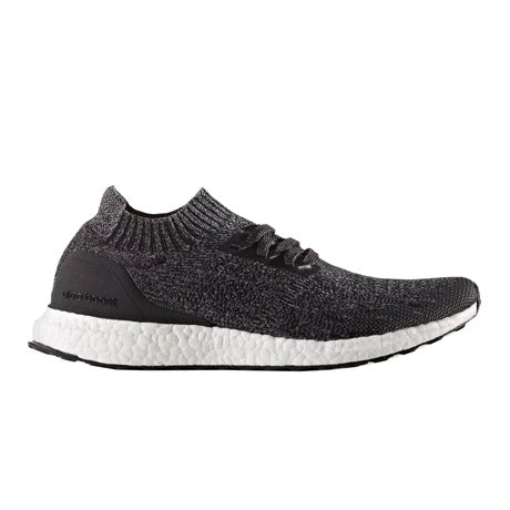 ADIDAS ULTRA BOOST UNCAGED BLACK GREY THREE