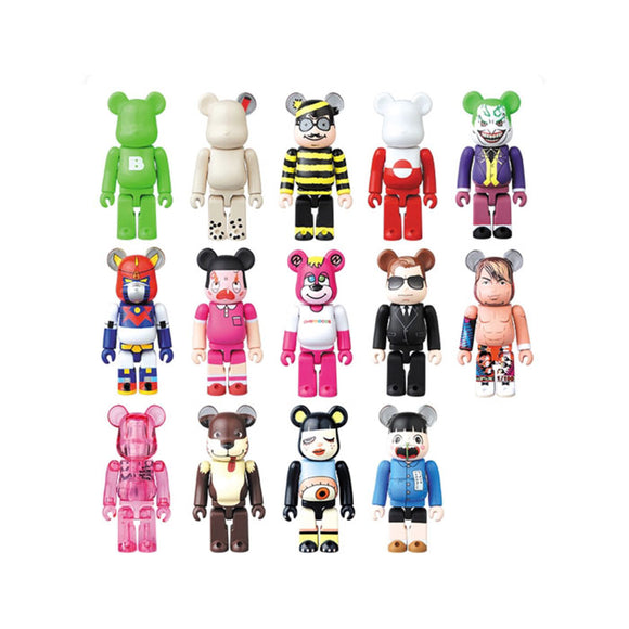BEARBRICK SERIES 38 100%