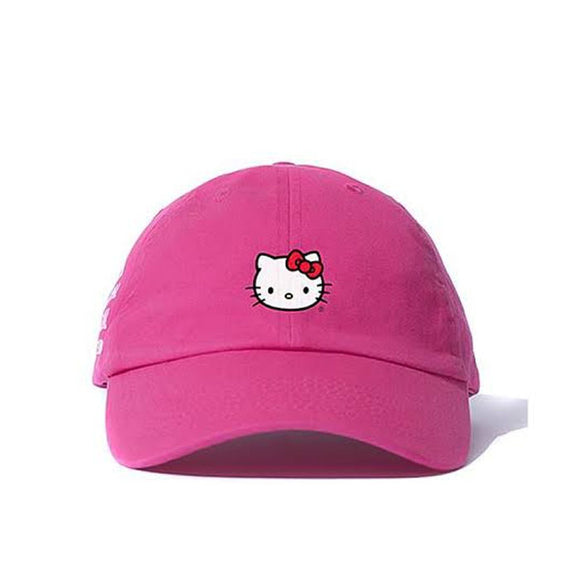 ASSC X HELLO KITTY CAP PINK