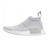 NMD CITY SOCK WHITE GREY
