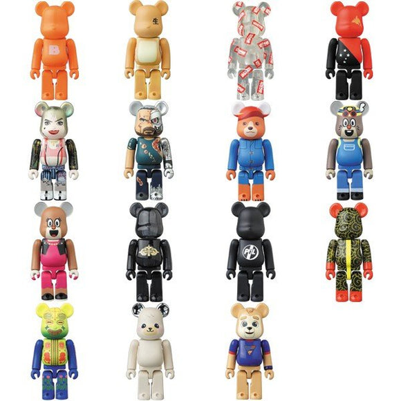 BEARBRICK SERIES 39 (RANDOM BOX) 100%