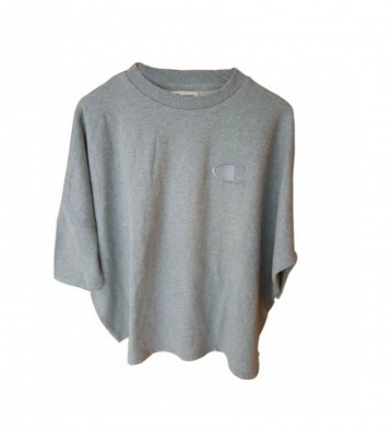 CHAMPION CREWNECK REGLAN GREY