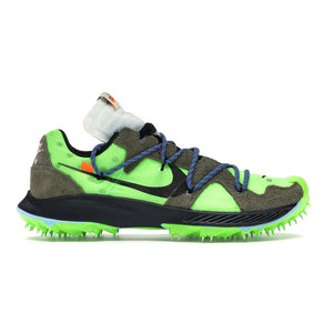 ZOOM TERRA KIGER 5 OFF-WHITE ELECTRIC GREEN (W)