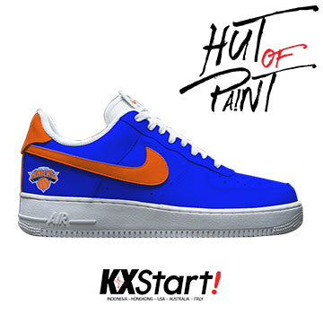 CUSTOM BASKETBALL NEW YORK KNICKS