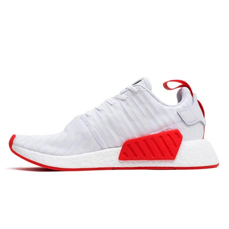 low priced b57bb 5dbbd NMD R2 WHITE CORE RED TWO TONED – KXStart.ID