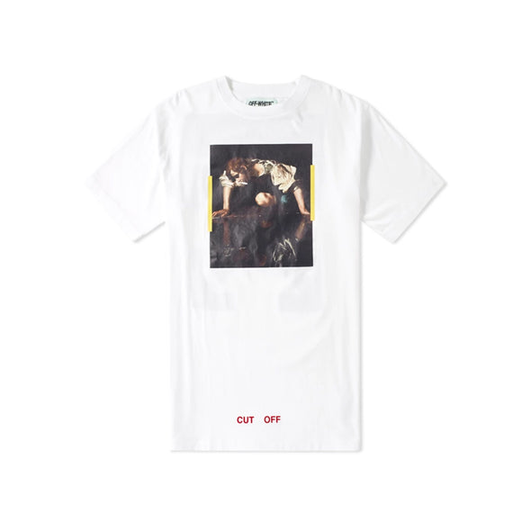 NARCISO TEE WHITE