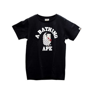 BETTY BAPE TEE LADIES BLACK