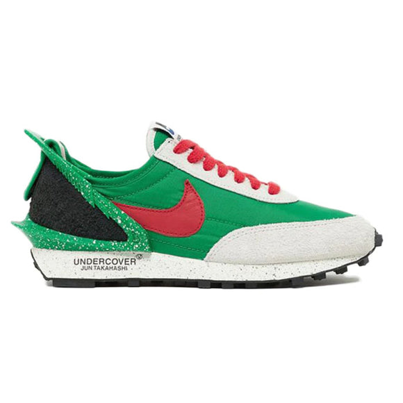 NIKE DAYBREAK UNDERCOVER LUCKY GREEN RED
