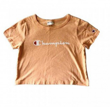 CHAMPION CROP TEE WOMEN