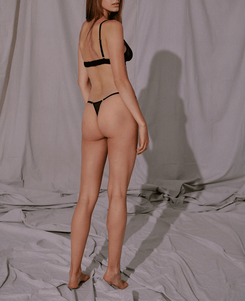 Blush Delirium Thong