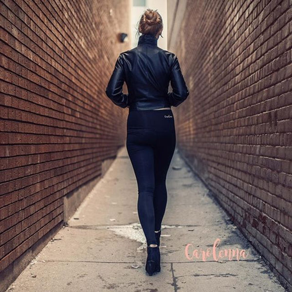 Carolenna Leggings - Black