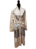 Goa Grey Long Robe- Wrap-Up VIP