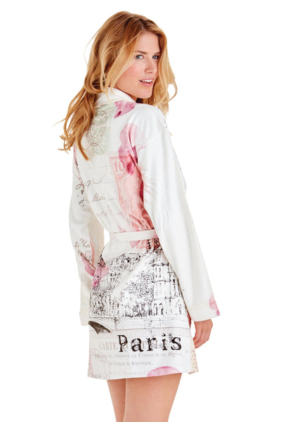 Paris Short Robe-Wrap-Up VIP
