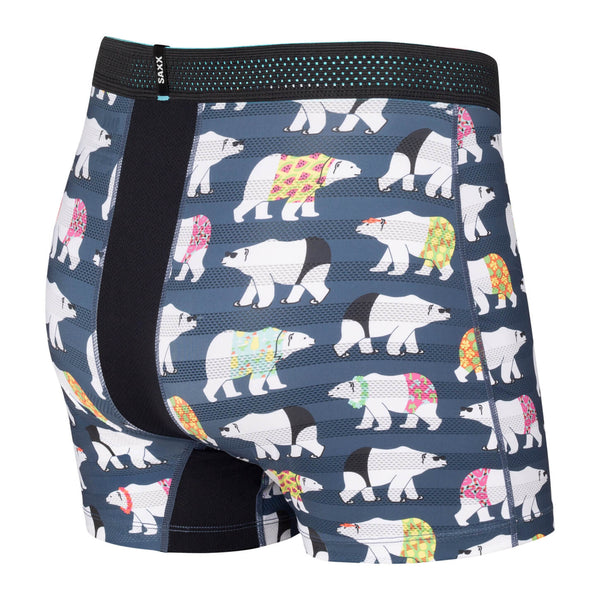 SAXX Hot Shot Polarbear Boxer Brief