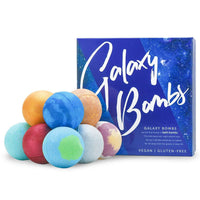Galaxy Bombs Bath Bombs - Offensive Crayons