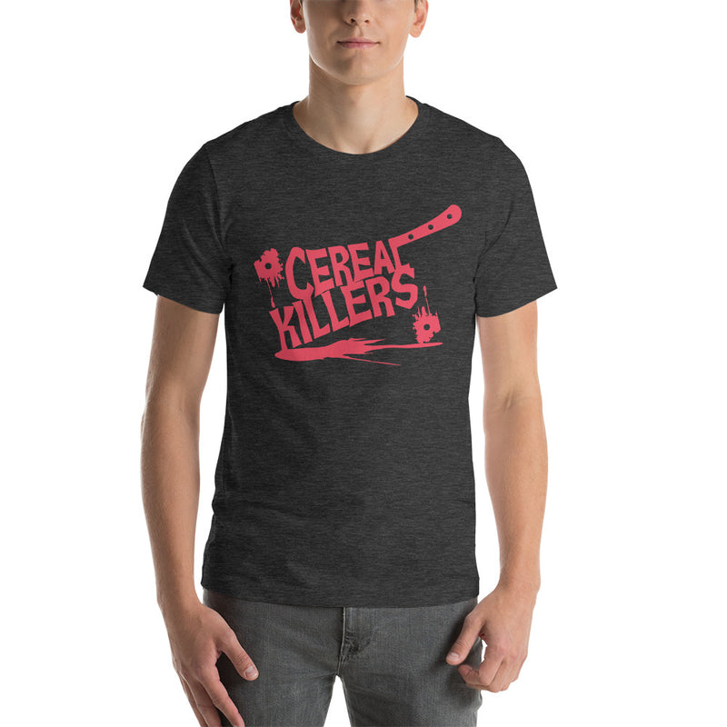 Cereal Killers T-Shirt - Offensive Crayons