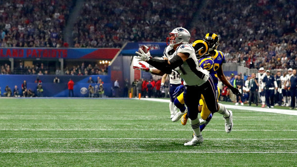Goodbye Gronkowski? – Patriots superstar passes on tight end torch in style, patriots, tom brady jerseys