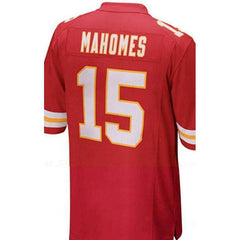 NFL Kansas City Chief Jerseys 15 Patrick Mahomes, 10 Tyreek Hil, 14 Sammy Watkins, 58 Derrick Thomas, 27 Hunt, 50 Justin Houston- - GoodsByAdrian