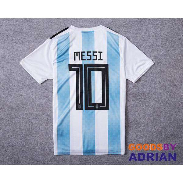 brand new 99cf2 f46f3 2018 Argentina World Cup Soccer Jerseys