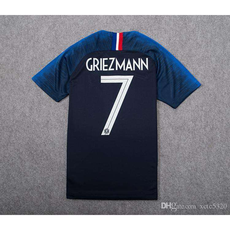 best website 22cb7 9759e 2018 World Cup Champions France Jerseys!