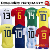 2018 World Cup Spain, Argentina, Japan, Colombia, Belgium, Russia, Mexico, Sweden Soccer Jerseys-Soccer Jerseys - GoodsByAdrian