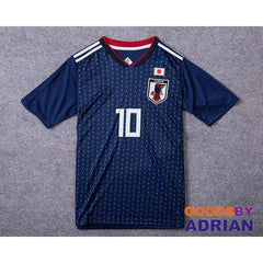 2018 World Cup Japan Soccer Jerseys- - GoodsByAdrian