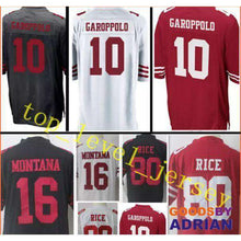 Load image into Gallery viewer, San Francisco-Football Jerseys - GoodsByAdrian