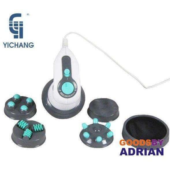 YICHANG New Design Electric Noiseless Vibration Full Body Massager Slimming Kneading Massage Roller for Waist Losing Weight-Massage - GoodsByAdrian