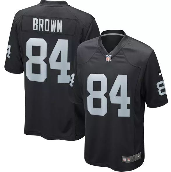 Antonio Brown Raiders Jerseys