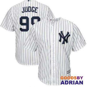PRO Replica Majestic Baseball Jersey Aaron Judge New York Yankees-Jersey - GoodsByAdrian