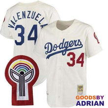 Load image into Gallery viewer, LA Los Angeles Dodgers World Series Stiched Jerseys-Baseball Jerseys - GoodsByAdrian