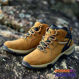 Men's Women's High Quality Hiking Waterproof Mountain Climbing, Hiking Boots- - GoodsByAdrian