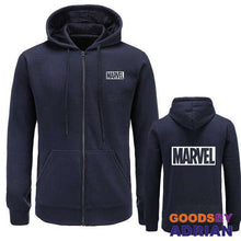 Load image into Gallery viewer, 2018 Men Women Marvel Hoodies Long sleeves Casual Sweatshirt-Hoodie - GoodsByAdrian