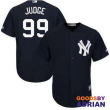 Load image into Gallery viewer, PRO Replica Majestic Baseball Jersey Aaron Judge New York Yankees-Jersey - GoodsByAdrian