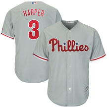 Load image into Gallery viewer, Philadelphia Phillies Bryce Harper Jerseys