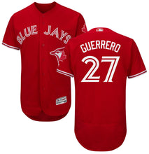 Load image into Gallery viewer, Vladimir Guerrero Jr. Toronto Blue Jays jerseys