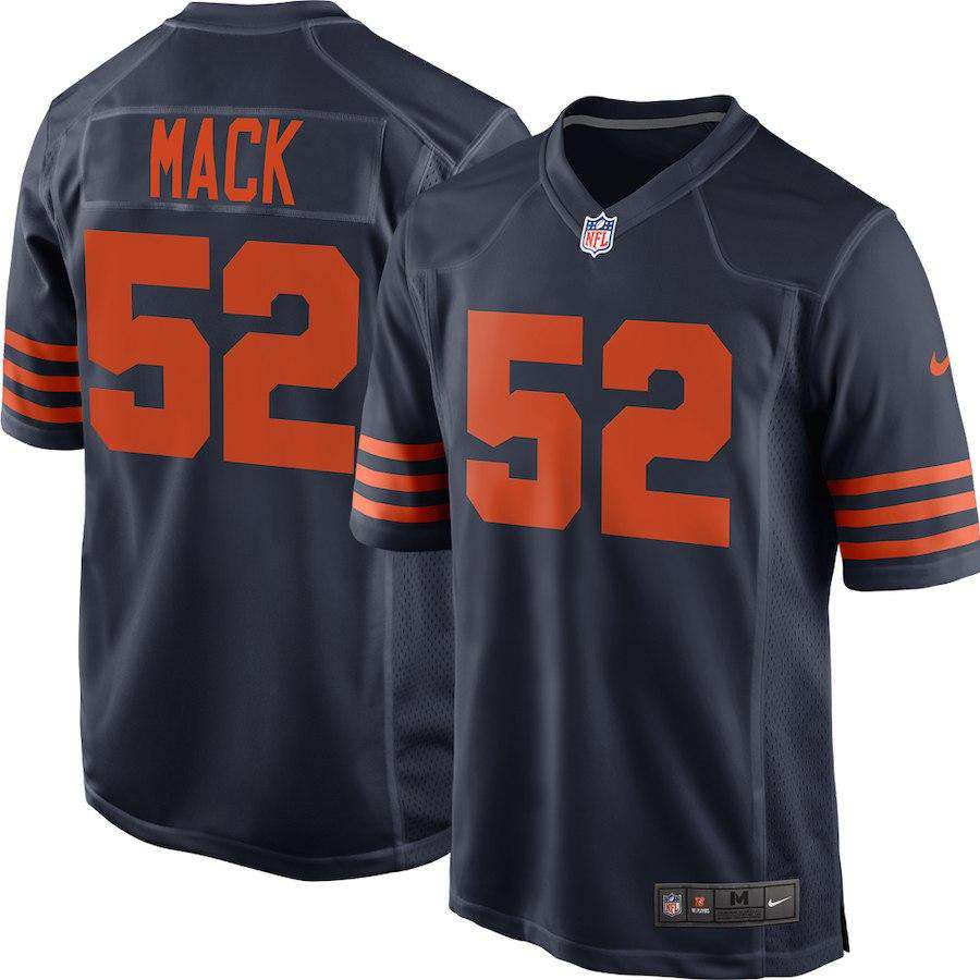 free shipping 39e4c d8562 Chicago Bears - Khalil Mack