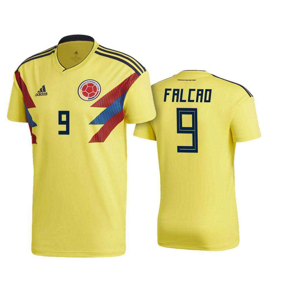 2018 World Cup Colombia Soccer Jerseys – GoodsByAdrian fdd0081e3