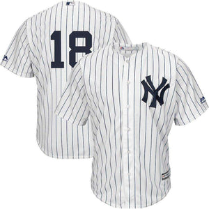 2018 New York Yankees Cool Base Jerseys - Judge, Stanton, Gregorius, Gray and more!- - GoodsByAdrian