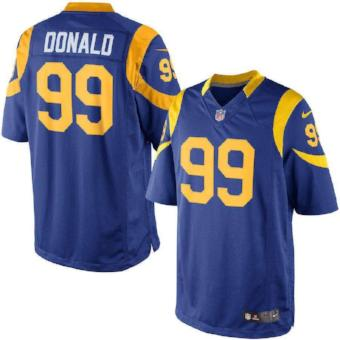 Los Angeles Rams - Todd Gurley II-Football Jerseys - GoodsByAdrian