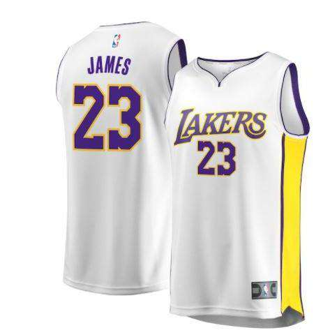 Lebron James Los Angeles Jersey!- - GoodsByAdrian